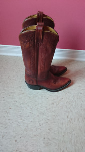 ACME Ladies Western Cowgirl Boots
