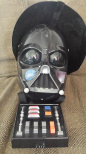 Darth Vader mask with sound effects