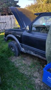 93 ford ranger 4x4