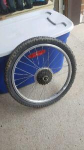 """20"""" rear wheel"""
