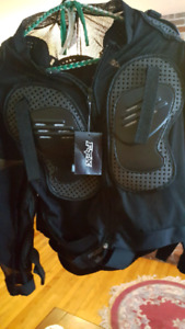 Kids mountain bike armor