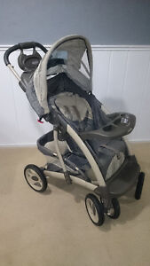 Baby Stroller, High Chair, Swing, Exersaucer and Bouncer Windsor Region Ontario image 1