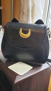 Sailor Moon Luna purse
