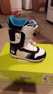 NEW Forum snowboard boots $75 obo