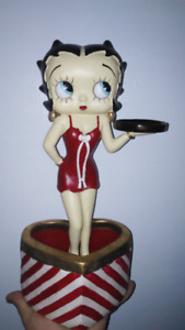 Betty Boop candy holder