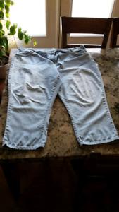 Ladies size 5X jeans