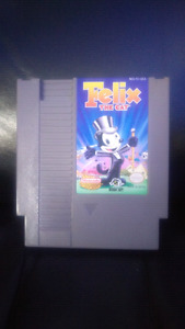 Nes Felix the cat very rare mint
