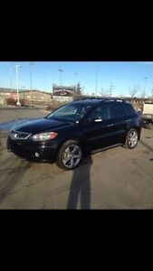 2008 Acura RDX SH All Wheel Drive turbo