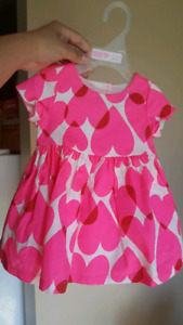 Girl dress size 6-9 months still available