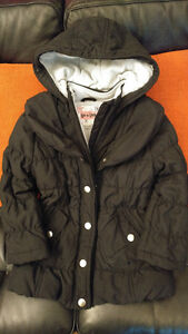 snow jacket 4-5 years 20$