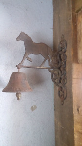 Antique Horse Bell