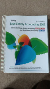 Sage Simply Accounting 2012