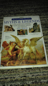 DK Annotated Series Myths and Legends