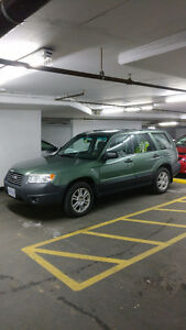 2007 Subaru Forester Columbia Edition in Great Condition!!