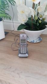 PANASONIC landline extention phone