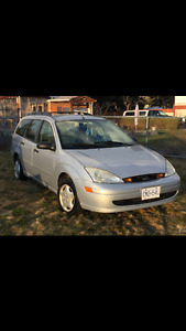 2002 Ford Focus Wagon (SE)
