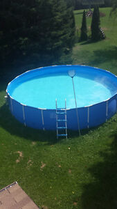 4ft X 19ft Above Ground Pool