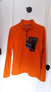 Eddie Bauer 1/4 zip fleece (New)