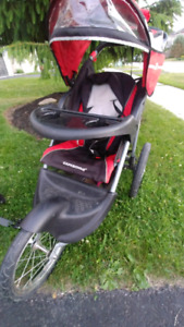 Baby Trend Expedition running stroller