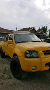 2003 NISSAN FRONTIER SUPERCHARGED 4X4