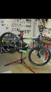 Cheap bike repairs, tune ups. Faster, cheaper than bike shops!