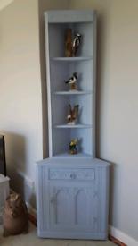Old Charm Corner Cupboard Unit