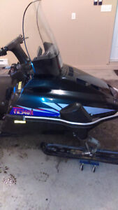 Snowmobile and accessories