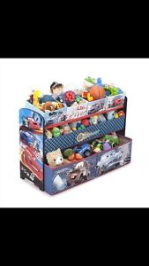 Cars toy holder