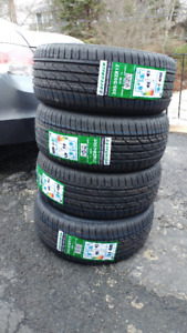 New 205/50R17 all season tires, $350 for four
