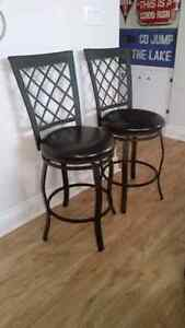 Bar Stools Cambridge Kitchener Area image 1