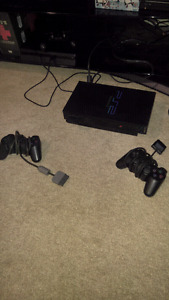 ps 2 with 42 games