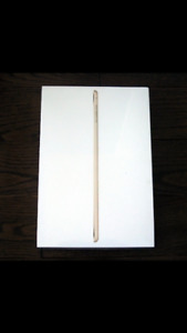 BNIB Sealed Apple iPad mini 4 128GB With Wi-Fi - Gold