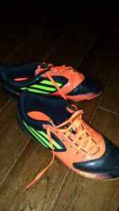 Adidas Soccer shoes size 4