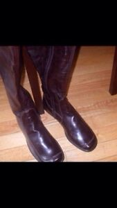 Esprit brown boots NEW size 10