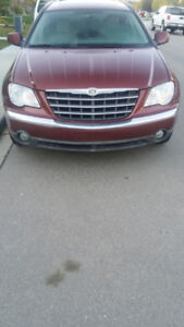 2007 Chrysler Pacifica Touring,DVD,6 Seat,Remote Start-Clean Pro