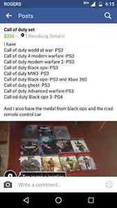 Call of duty video game set London Ontario image 2