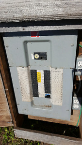 Federal Pioneer 100 amp service panel