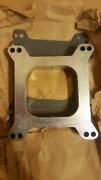 Car by Holley 4150  v8 water methanol injection spacers St Kilda East Glen Eira Area Preview