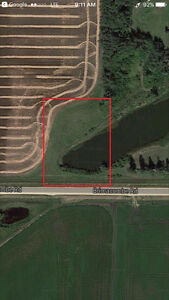 1 acre building lot in St. Andrews