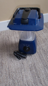 Hand Crank Lantern with Car charger