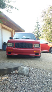 1992 GMC Typhoon unmodified