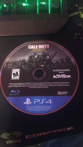 CoD WWII PS4 $50