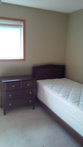 furnished room for rent in Canmore