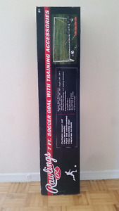 Rawlings 7 Foot Net + Training Accessories