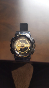 *WATCH* LOW PRICING Casio G-Shock Gold