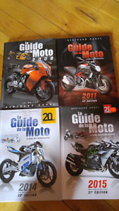 Guide de la moto
