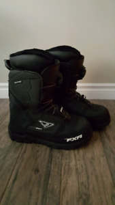 FXR Backshift Boots
