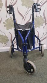 Mobility 3 wheel walker