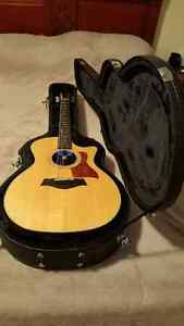 Taylor 354-CE 12-String Grand Auditorium Cutaway Acoust-Electric