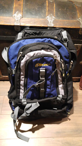 60L Outback Backpack for Backpacking